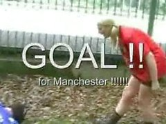 Ballkicking Manchester united vs Chelse