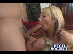 Brooke Haven And Avy Scotts sauge die Gemeinde Penis