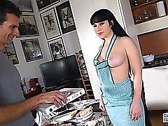 CastingAllaItaliana - Teen gets anal sex in Italian casting