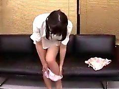Adorable Sexy Japanese Girl Having Sex