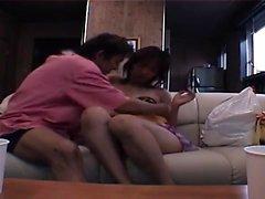 Sesso erotico teenager non censurato giapponese Bondage Bondage