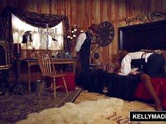 KELLY MADISON - O sexo de Steampunk sai dos trilhos