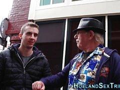 prostituta holandesa dedos