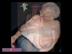 Collezione ILoveGrannY procace BBW nonna Immagini