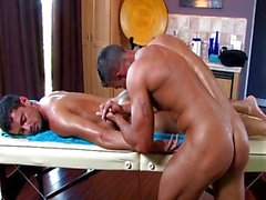 Master Masseur Cody Cummings & Donny Wright