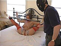 Bondage slaapkamer