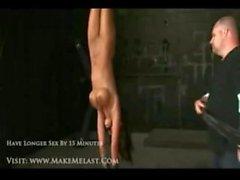Angelina Bondage dos Namorados PT4