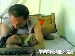 Dona de casa árabe sex-hibasex