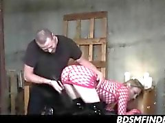 Whipped Paddled And An Orgasm