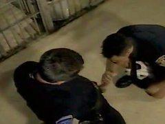 Jeune Chris Steele baise Jason Hawke