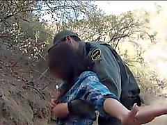 Mexican BP officer bankade nasty amatören