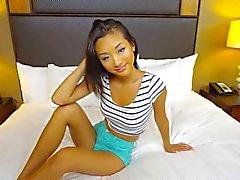 Aasian tyttö