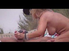 Playa nudista real Voyeur sexo caliente Milfs sexmare