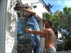 Francesco D'Macho yaptığı elektrikçiye berbat