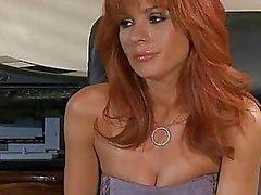 Popüler Kırmızı Saç Klipler