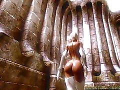 3D [Oblivion] - Savior Bikini