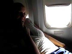 Fingrade på av flyg