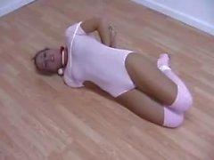 Tied Ballet Girl