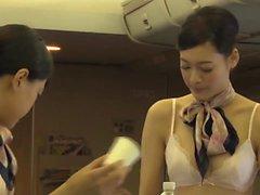 L'ospitalità hanno anche timida e Oma Co aereo a 4 inverso