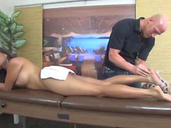 Christians Shemale Massage - Scene 3