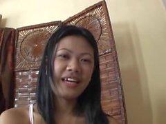 Bargirls adolescentes del sudeste asiático Rose