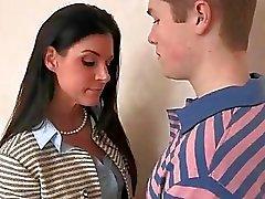 Niets stiefmoeder India zomer verleidt tieners vent