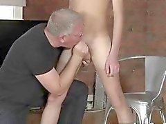 nu homens spanking ao colegial jacob daniels do