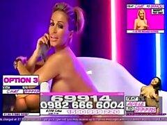 Gemma massey in der Badewanne 3