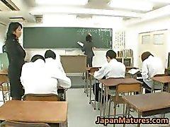 Natsumi Kitahara ass nuolee kaveri Part5