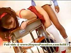 Rio Hot Aasian tyttö on saada hyväili jonkagynocologist