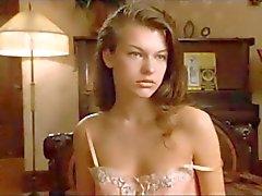 Milla Jovovich é bonito e sexy