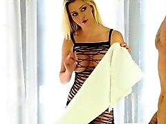 Cock massage - Capri Cavanni, Cali Carter, Sienna Day