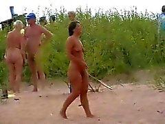 Naakt strand spelen