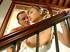 italiensk blondie körd analt