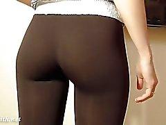 calças apertadas e camelos do dedo do pé Jeny de Smith