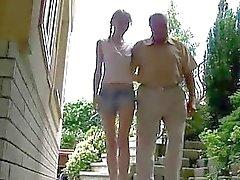 Opa's en hete tieners