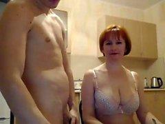 amateur big boobs masturbation
