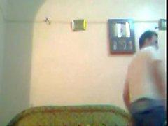 madre caliente indio en secreto follada por el vecino, mientras que la enseñanza de la computadora en su casa