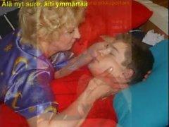Slideshow con didascalie finlandesi: Mamma Beatrice 5