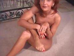 Janet Mason deliciosos pés