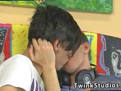 Kit Junge zu Homosexuell Sex-Schule snapchat Jae Landen und Keith Conner sind