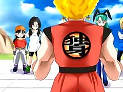 Hentai animatie Dragon Ball Z meest sexy heldinnen