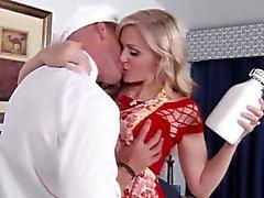 Real puma hustrun smaka SPERMA