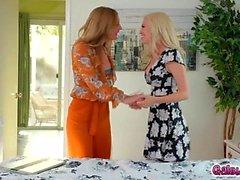блондинка аппликатура hd лесбиянка лизать