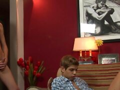 Latin teen twink sucked