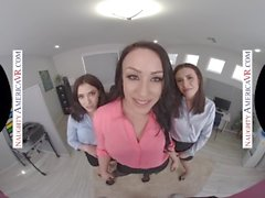 Naughty America - Anal with Casey Calvert, Jane Wilde, & Jennifer White