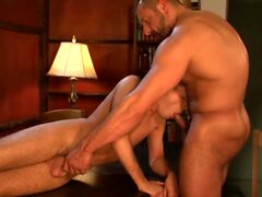 Wall Street Scene 4 Arpad Miklos And Ethan Storm