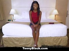 TeenyBlack - Hot Black Teen Kandi Monaee follada