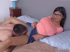 brunette anal toy webcam and dominates blonde first time mia khalifa popped a devotees