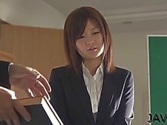 wanton oriental maid rina ishihara cant get enough of fuck